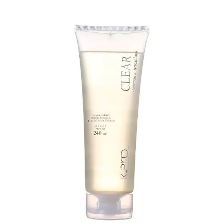 CLEAR SHAMPOO 240ML  - KPRO