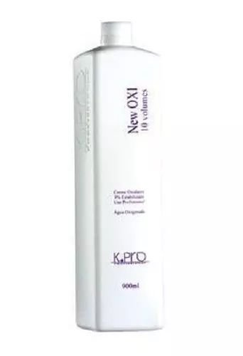 NEW AGUA OX 10 VOL 900ML - KPRO