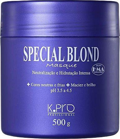 SPECIAL BLOND MASQUE 500G - KPRO