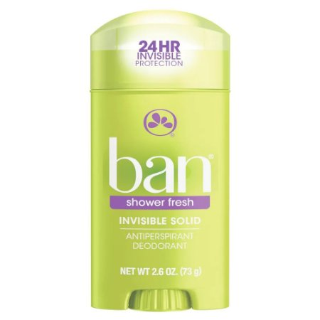 DESODORANTE SOLIDO 73G SHOWER FRESH - BAN