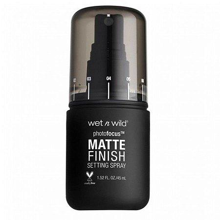 FINISH MATTE - WET N WILD