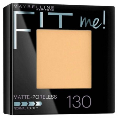 FIT ME PO COMPACTO 130 BUFF BEIGE - MAYBELLINE