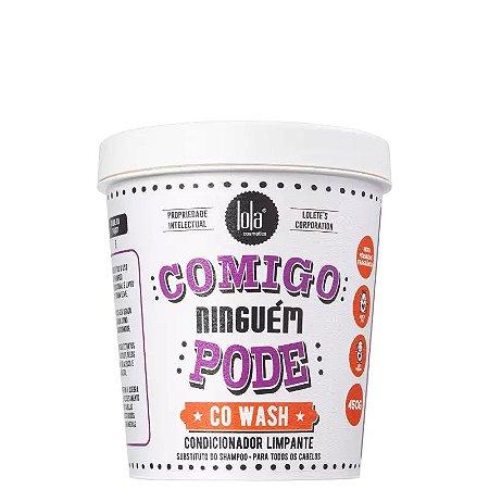 COMIGO NINGUEM PODE CONDICIONADOR 450G - LOLA
