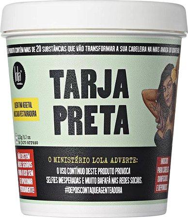 TARJA PRETA MASCARA RESTAURADORA 230ML - LOLA