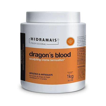 CREME PARA MASSAGEM DRAGON BLOOD 1KG - HIDRAMAIS