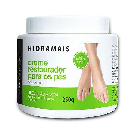 CREME RESTAURADOR PARA OS PÉS 250G - HIDRAMAIS