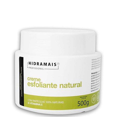 CREME ESFOLIANTE NATURAL 500G - HIDRAMAIS