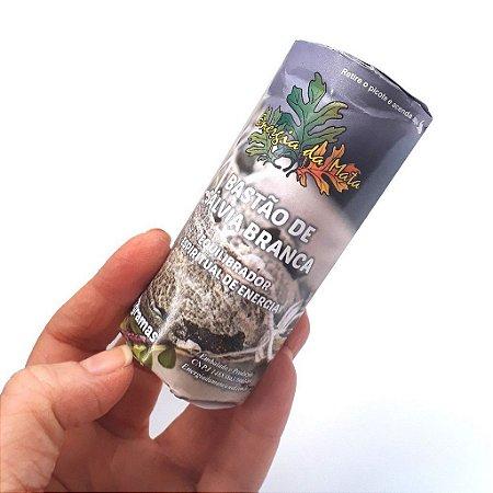 Bastão de Folhas de Sálvia Branca 10 cm