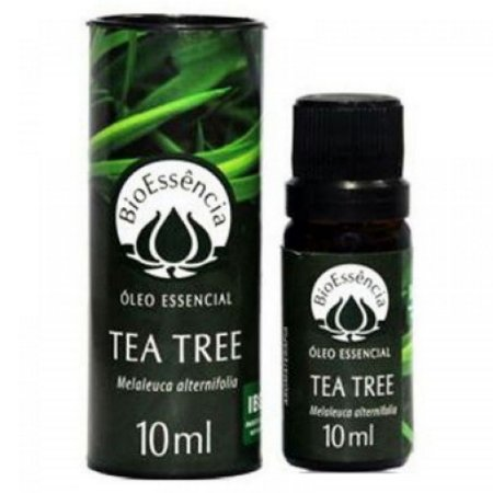 Óleo Essencial Tea Tree (Melaleuca alternifólia)