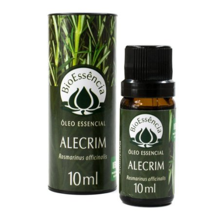 Óleo Essencial Alecrim (Rosmarinus officinalis)