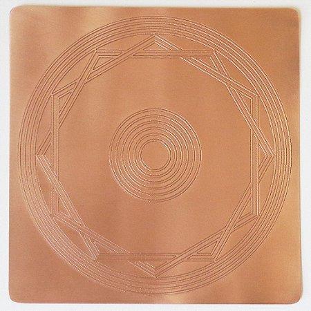 Placa Gráfico Energizador G Cobre Maciço