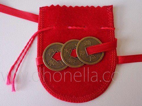 Kit moedas Chinesas