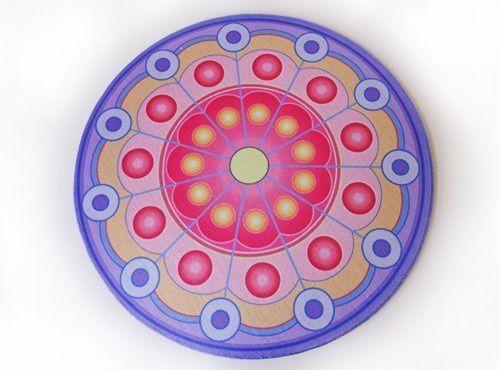 Mouse Pad Mandala da Harmonia