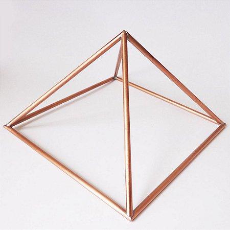 Pirâmide de Cobre Hastes Largas 16 cm
