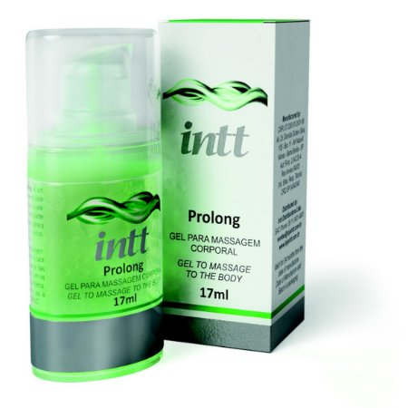 GEL PROLONGADOR DE EREÇÃO PROLONG INTT 17ML