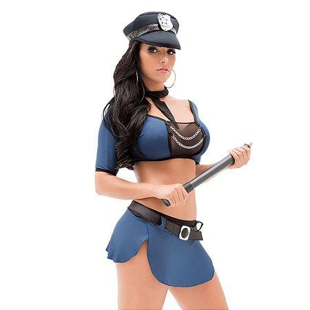 FANTASIA POLICIAL TALYA GG