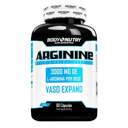 Arginine Body Nutry 60 cápsulas
