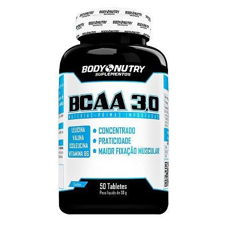BCAA 3,0 Body Nutry 50 tabletes