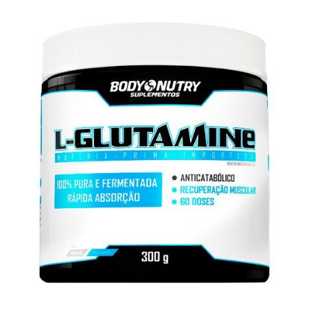 L-Glutamine Body Nutry 300 g
