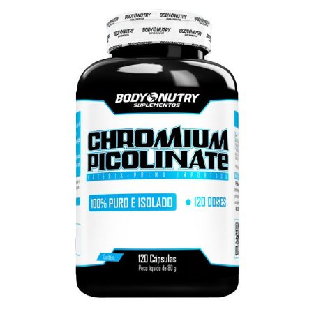 Chromium Picolinate Body Nutry 120 cápsulas