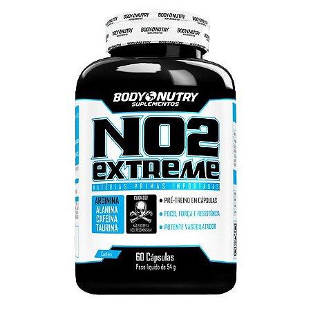 NO2 Extreme Body Nutry 60 cápsulas
