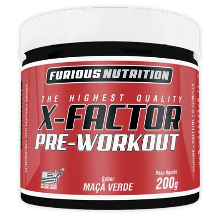 X-Factor Furious Nutrition 200 g