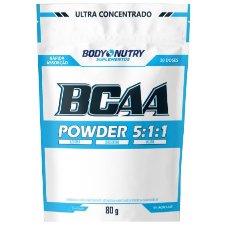 BCAA 5:1:1 Body Nutry refil 80 g