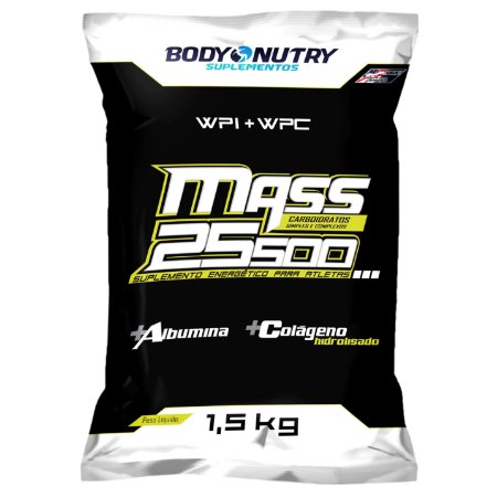 Mass 25500 Body Nutry refil 1,5 kg