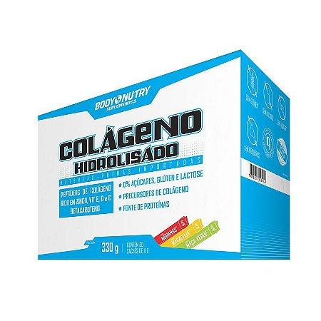 Colágeno Hidrolisado mistos Body Nutry 30 saches de 11 g
