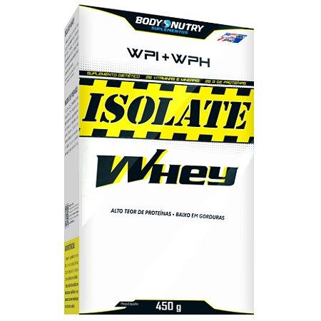 Isolate Whey Body Nutry 450 g