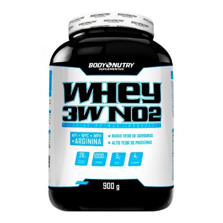 Whey 3W NO2 Body Nutry 900 g