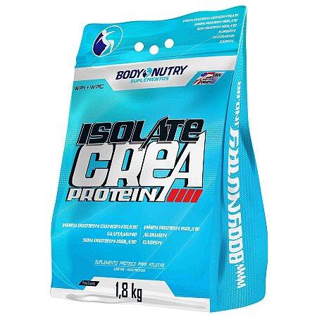 Isolate Crea Protein Body Nutry  refil 1,8 kg