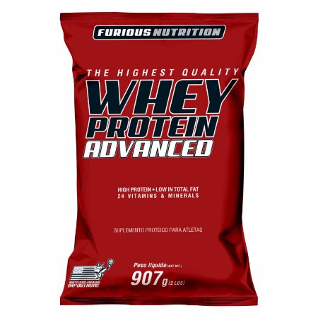 Whey Protein Advanced Furious Nutrition refil 907 g
