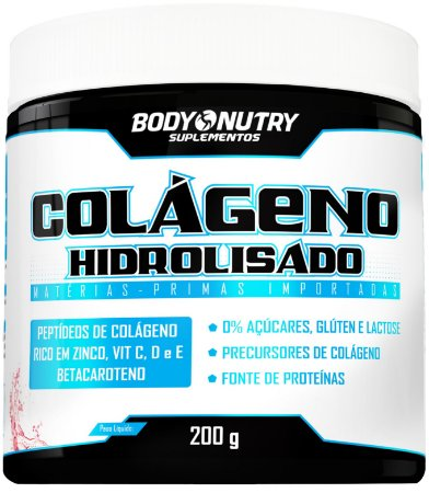 Colágeno Body Nutry 200 g