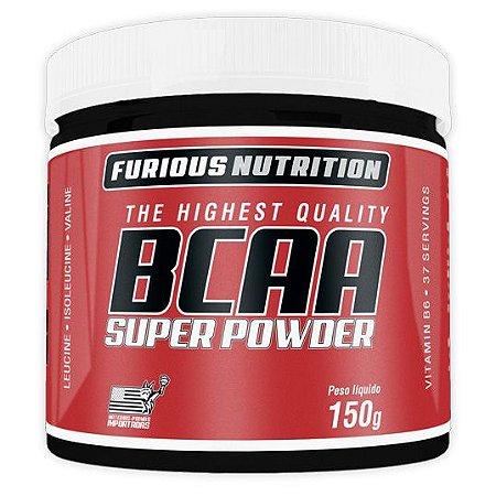 BCAA Super Powder Furious Nutrition 150 g