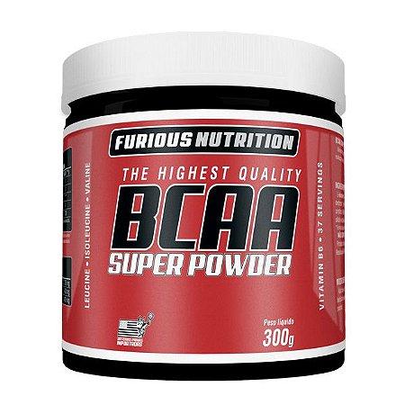 BCAA Super Powder Furious Nutrition 300 g