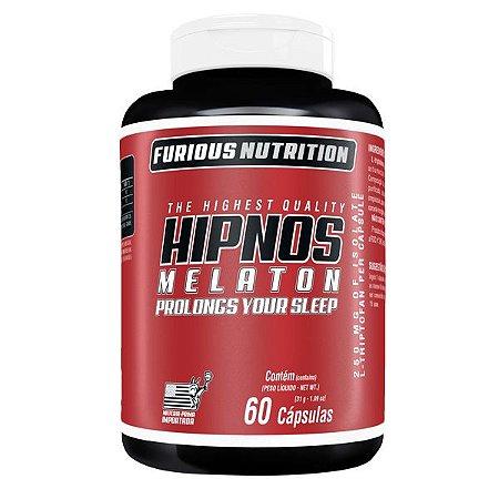 Hipnos Melaton Furious Nutrition 60 cápsulas