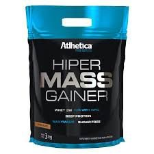 HIper Mass Gainer Athetica Nutrition 3 kg