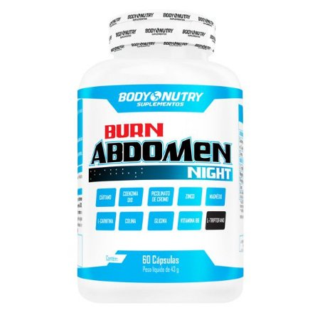 Burn Abdomen Night