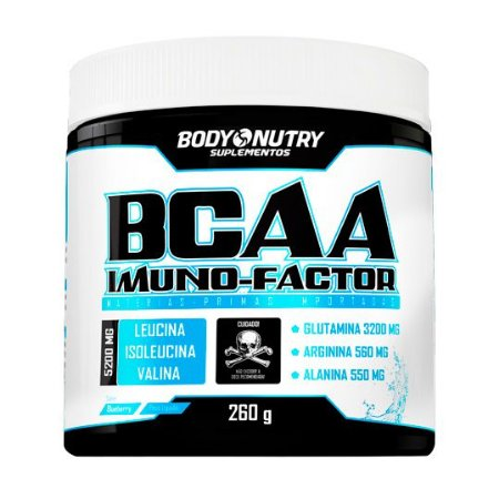 BCAA Imuno-Factor Body Nutry 260 g