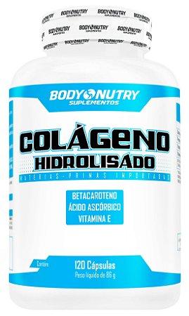 Colágeno Clinical Body Nutry 120 cápsulas