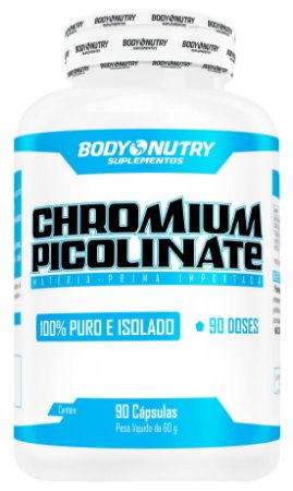 Chromium Picolinate Clinical Body Nutry 90 cápsulas