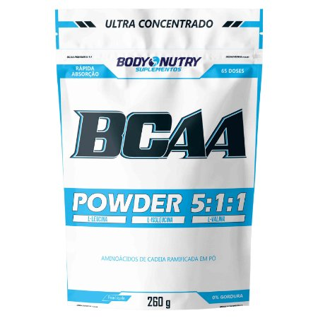 BCAA 5:1:1 Body Nutry refil 260 g