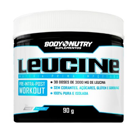 Leucine Body Nutry 90 g