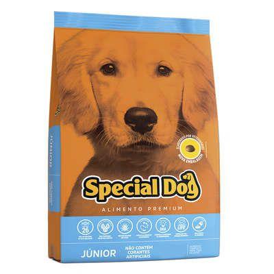 Special Dog Junior - Cães Filhotes 15Kg