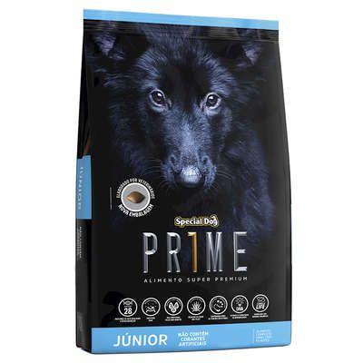 Special Dog Prime Junior Cães Filhotes 10,1Kg