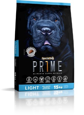 Special Dog Prime Light Cães Adultos 15Kg