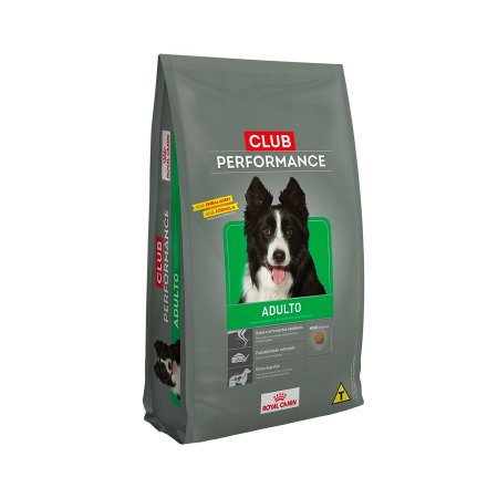Royal Canin Club Performance 2,5Kg - Cães Adultos
