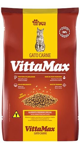 VittaMax Gato Carne 10Kg