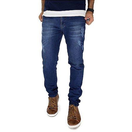 Calça Jeans Masculina Kazan Premium Bamborra Denim